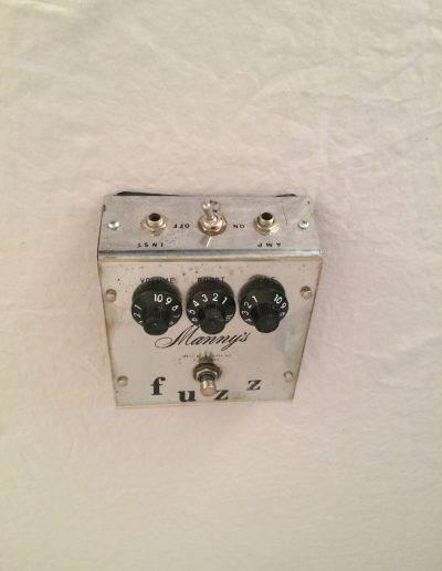 1966 Manny's Fuzz Pedal