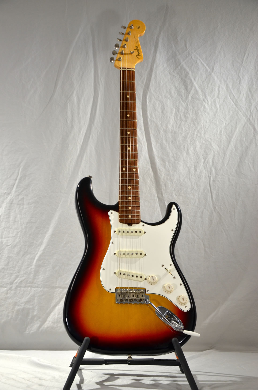 2000 Fender Stratocaster Closet Classic Reissue, Sun Burst