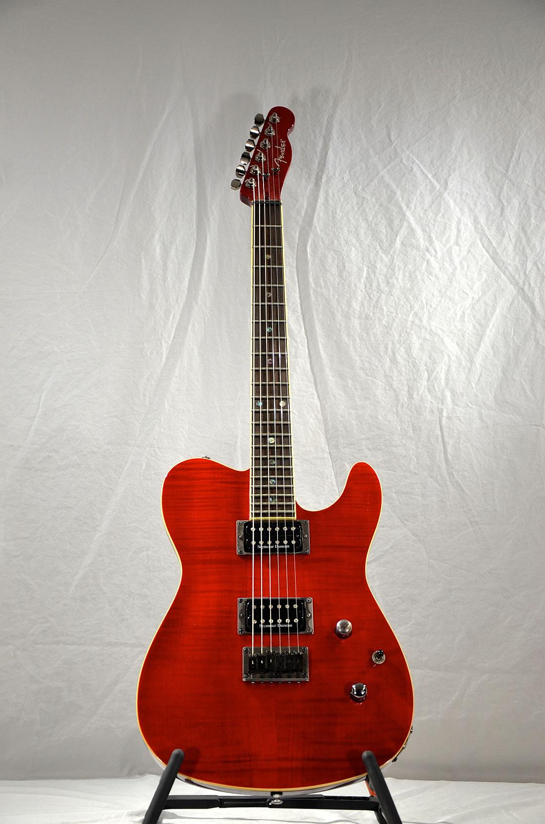 2010 Fender FTM Telecaster Guitar