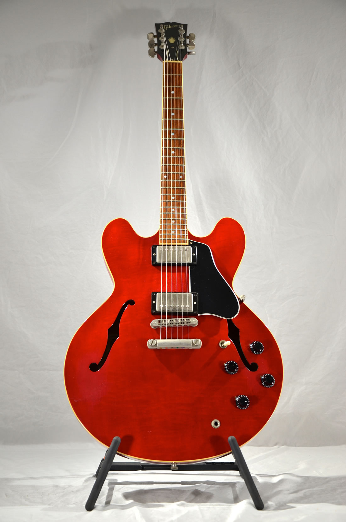 1984 Gibson ES-335 6 String Guitar, Cherry