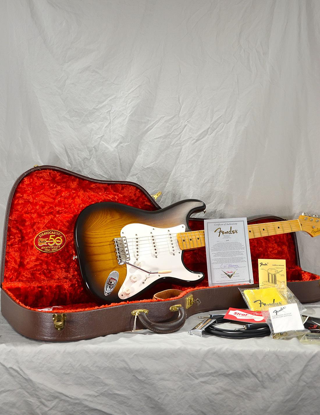 1954 fender stratocaster limited edition reissue 1 vintage guitars and amps. Black Bedroom Furniture Sets. Home Design Ideas