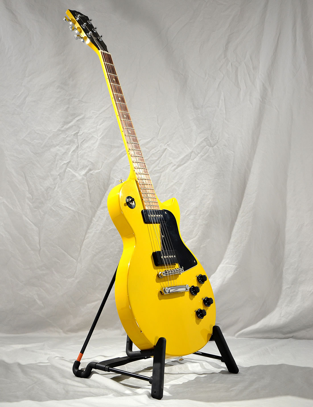 1991 Gibson Les Paul Special Tv Show Yellow Guitar Reissue