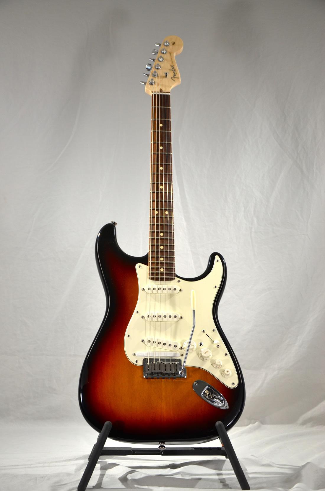 2007 Fender American Series VG Stratocaster Guitar
