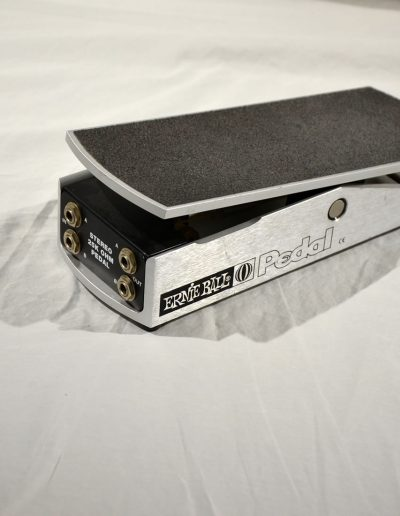 Ernie Ball Stereo Volume Foot Pedal, 25K Ohm Pot