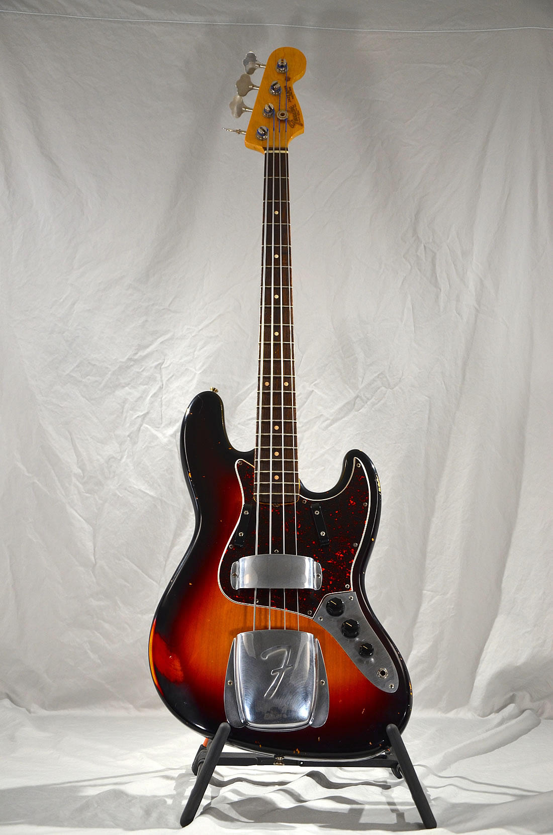 1960's Fender Jazz Bass 1997 Reissue