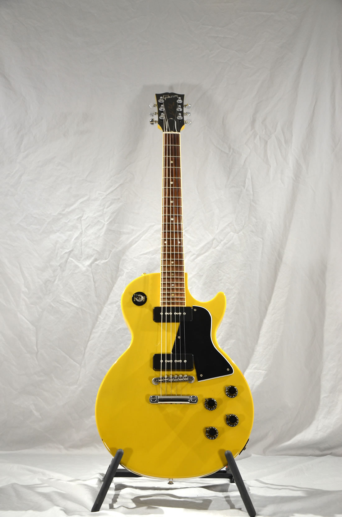 "1991 Gibson Les Paul Special ""TV Show Yellow Guitar"" Reissue"