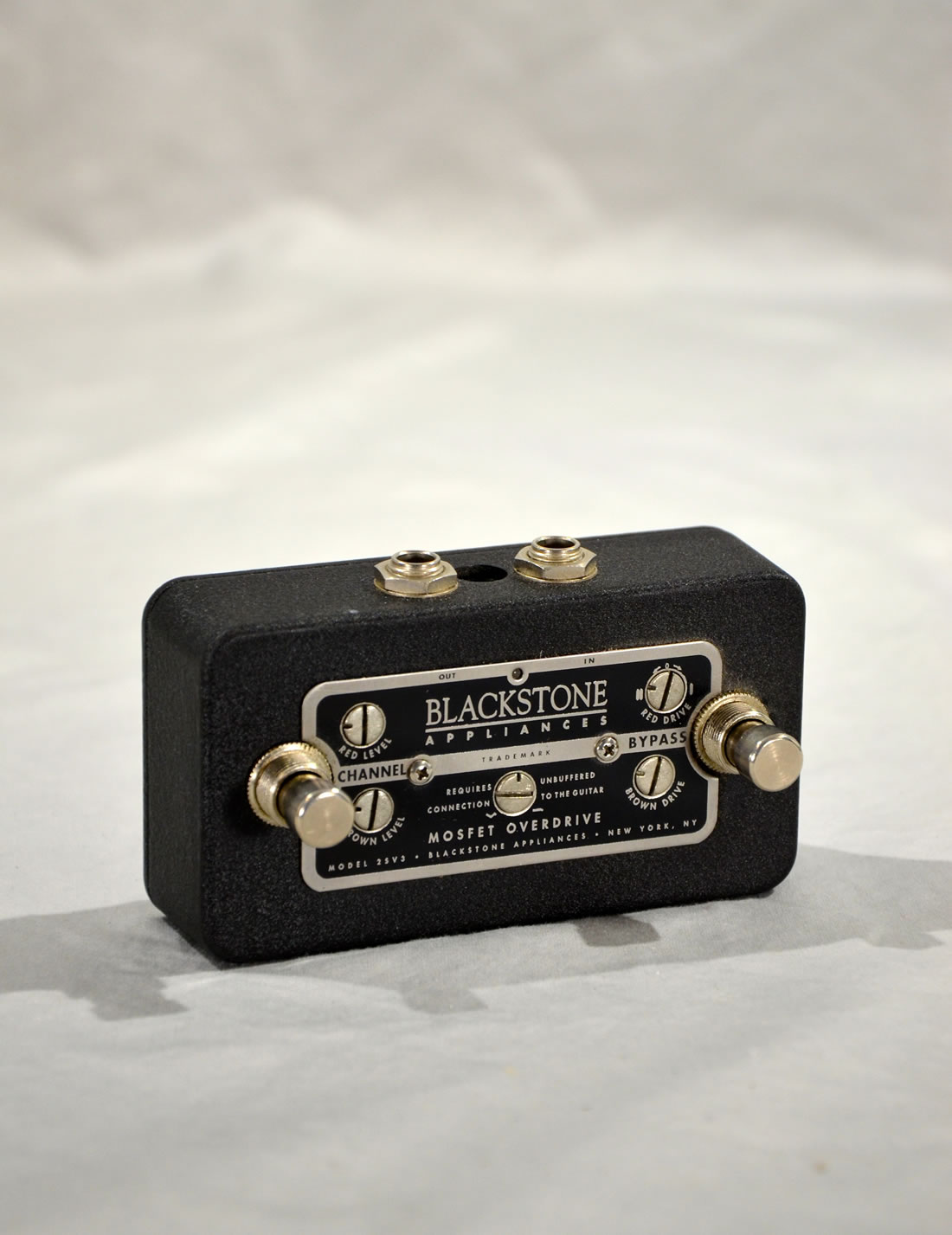 Blackstone Appliances MOSFET OVERDRIVE Pedal