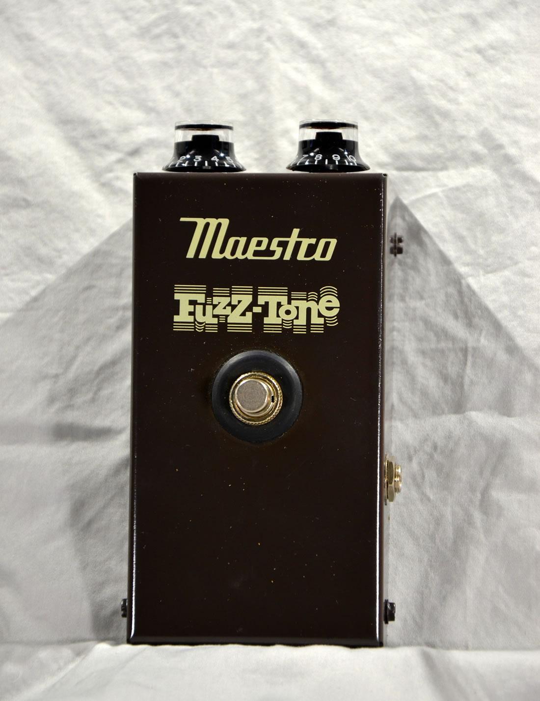 Gibson Maestro Fuzz Tone Reissue FZ-1A