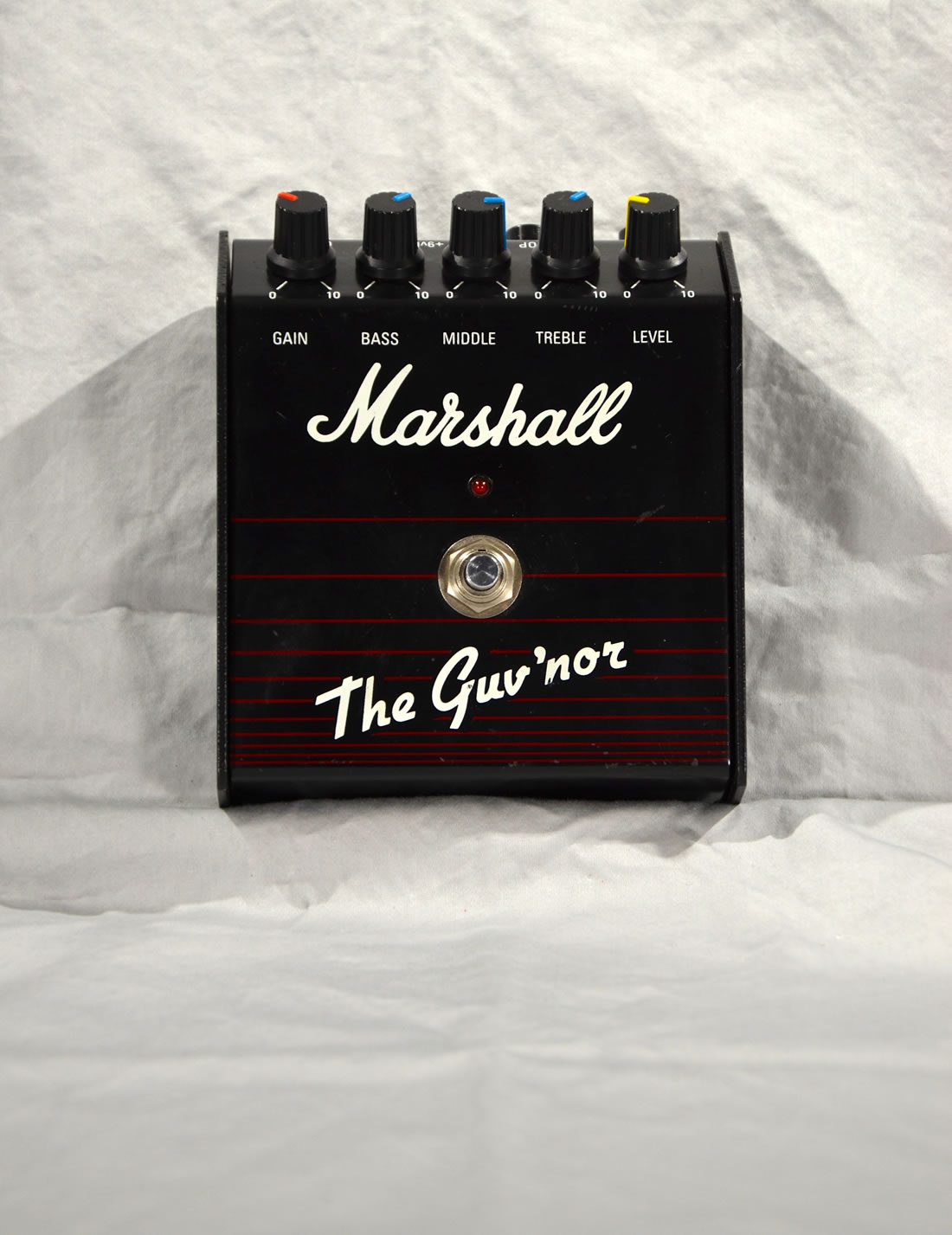 Marshall The Gov'nor (1989-1991) Preamp Pedal
