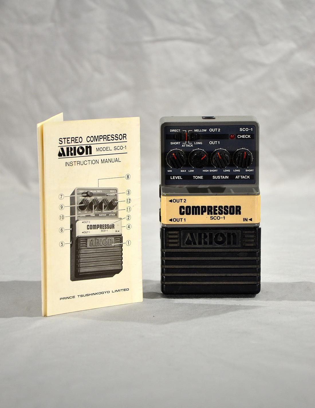 Arion Compressor  SCO-1
