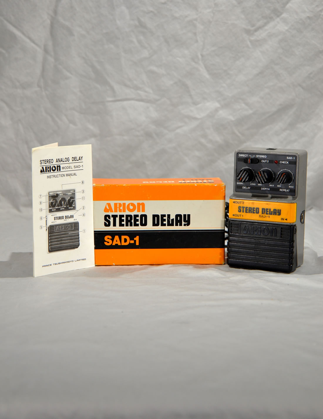 Arion Stereo Delay SAD-1