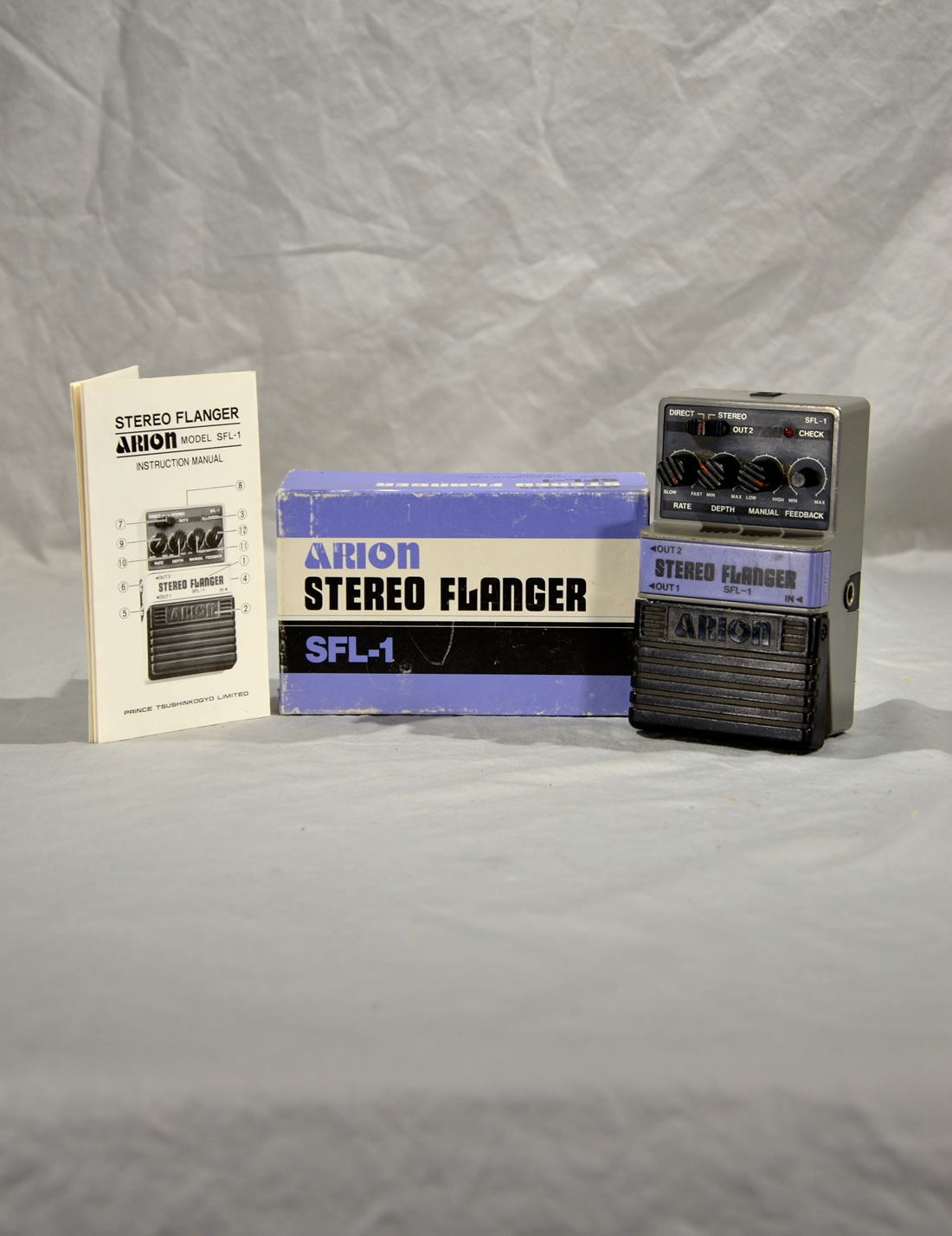 Arion Stereo Flanger SFL-1