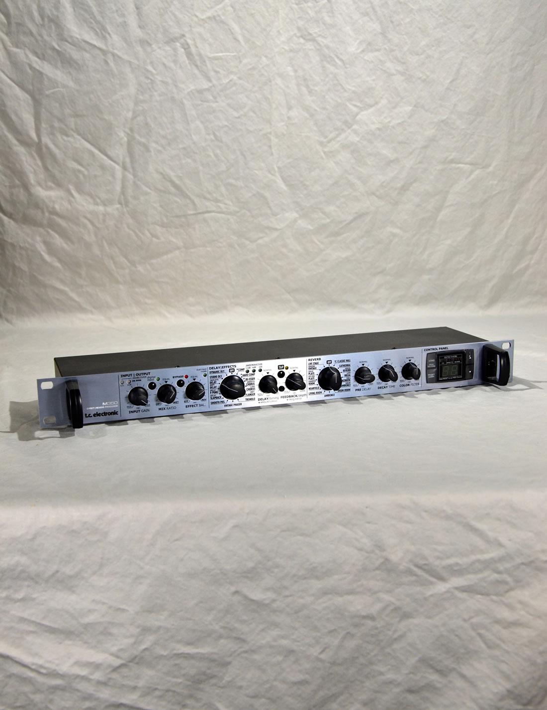 t.c. Electronics M 350 Processor