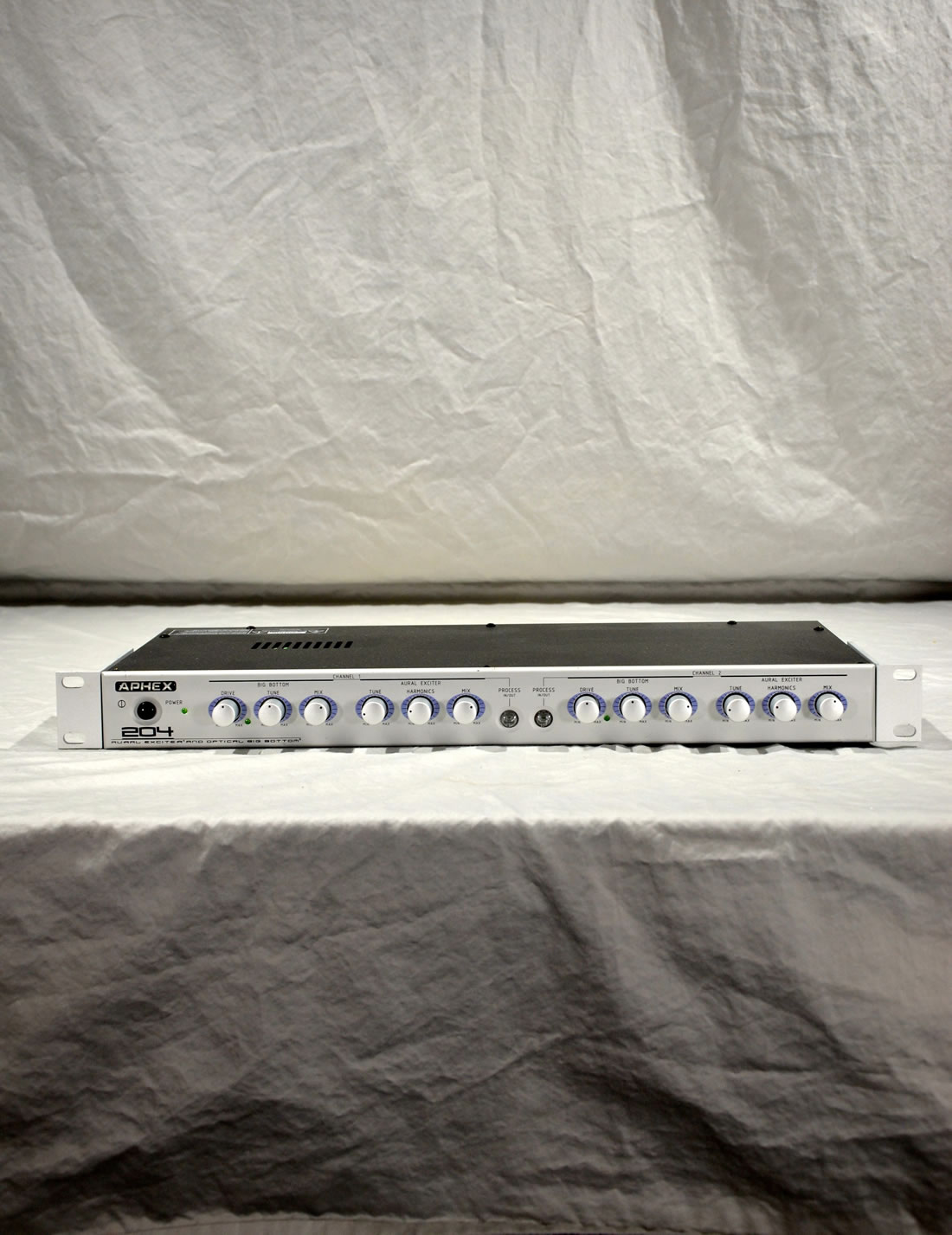 Apex Model 204 / 2 Channel / Aural Exciter and Big Bottom Processor