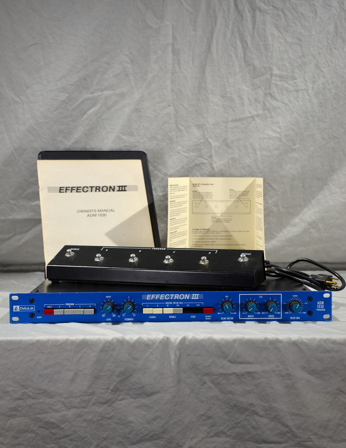 Delta Lab Effectron III Effects Processor