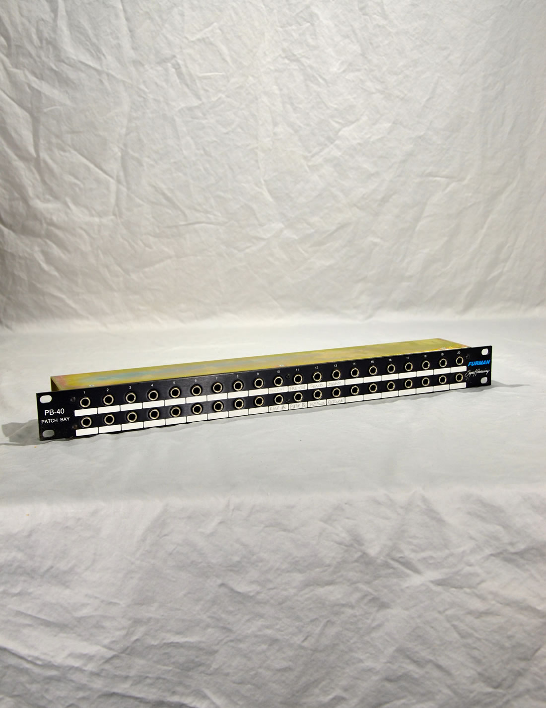 Furman PB-40 Patch Bay