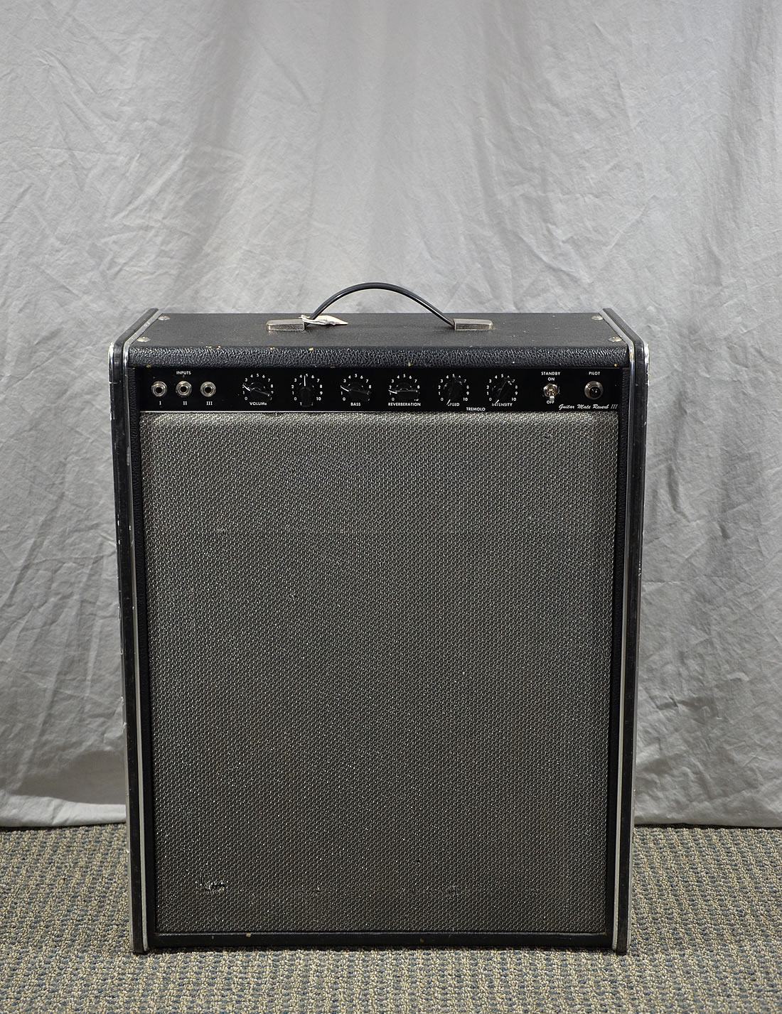 1960's Traynor YGM-3 Reverb #2