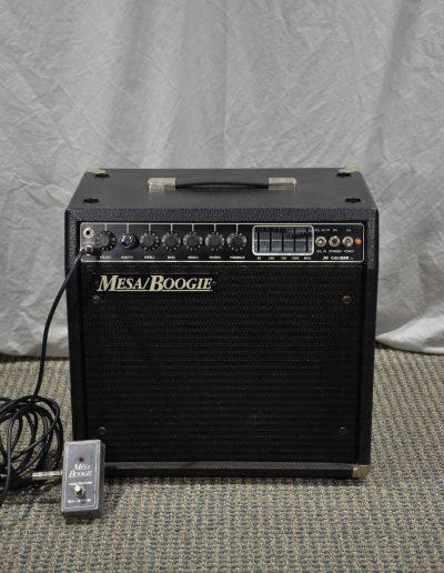 Mesa Boogie .50 caliber Amp