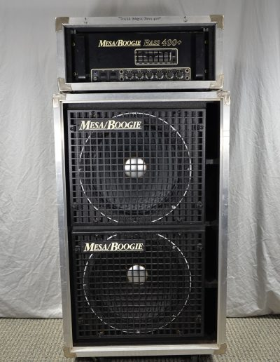 1990's Mesa Boogie Bass 400