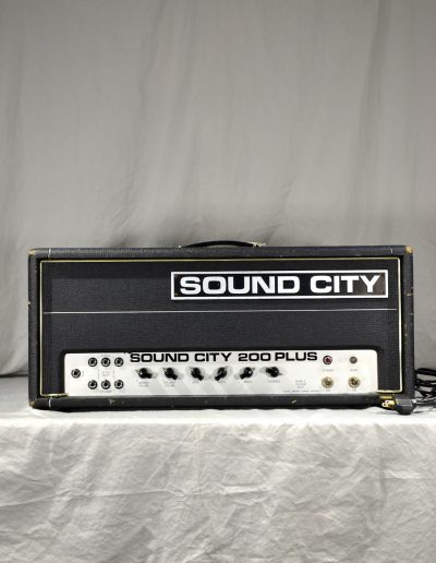 1970's Sound City Plus 200