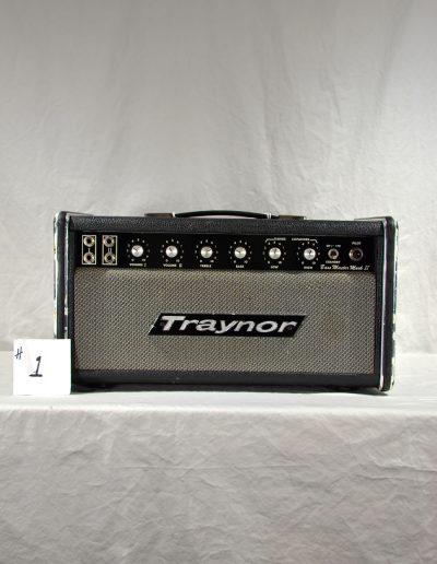 Traynor #1 YBA-1 Bass Master Mark II