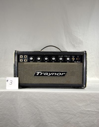 Traynor #3 YBA-1 Bass Master