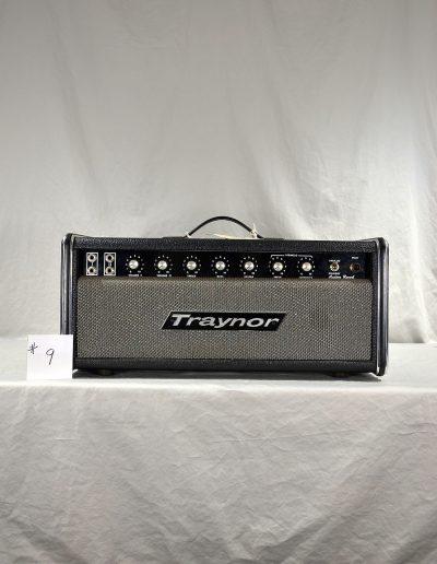 Traynor #9 YSR-1 Custom Reverb