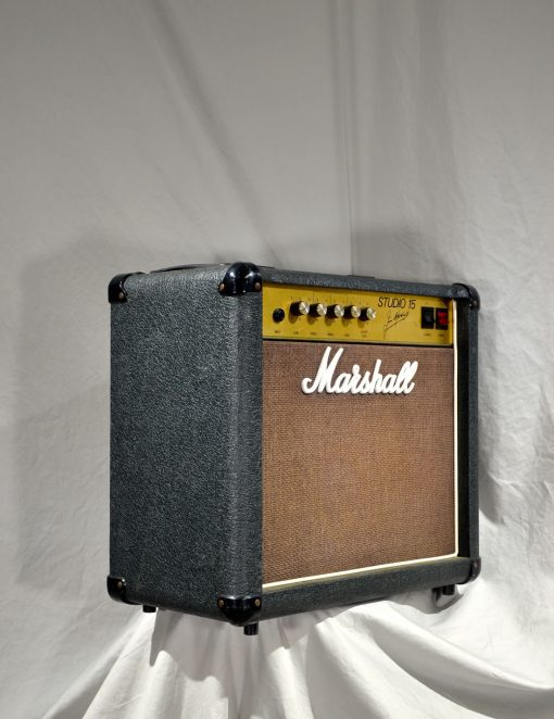 Marshall Studio Amp left side