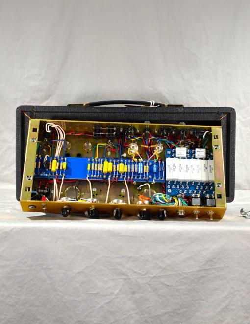 Aiken Tomcat electronics